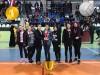 Meslek Yüksekokulumuzda 2017-2018 Eğitim-Öğretim Bahar Yarıyılı Spor Şenlikleri Kapsamında Düzenlenen Voleybol, Futsal, Masa Tenisi Ve Bilek Güreşi Müsabakaları Sona Erdi.