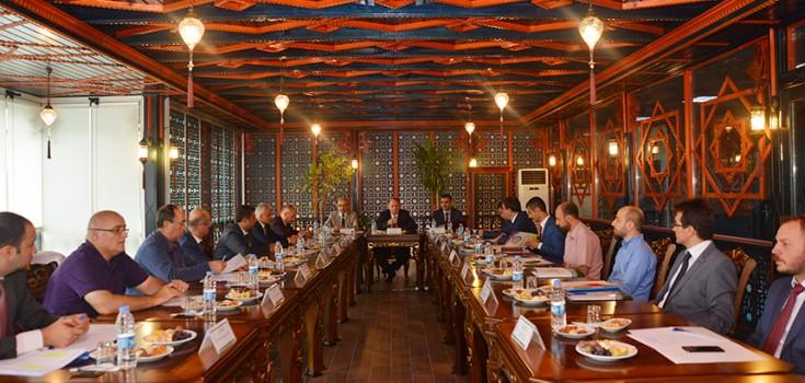 Artvin Çoruh Üniversitesi Danışma Kurulu İlk Toplantısını Gerçekleştirdi