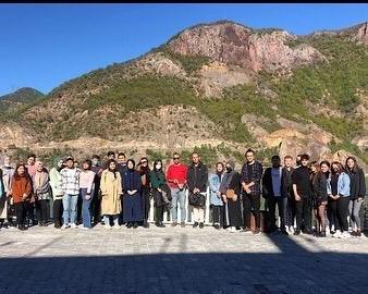 Gastronomi ve Mutfak Sanatları Bölümü Öğrencileri Marina Tatil Köyünde